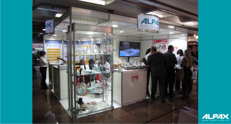 Alpax na Consulfarma 2014
