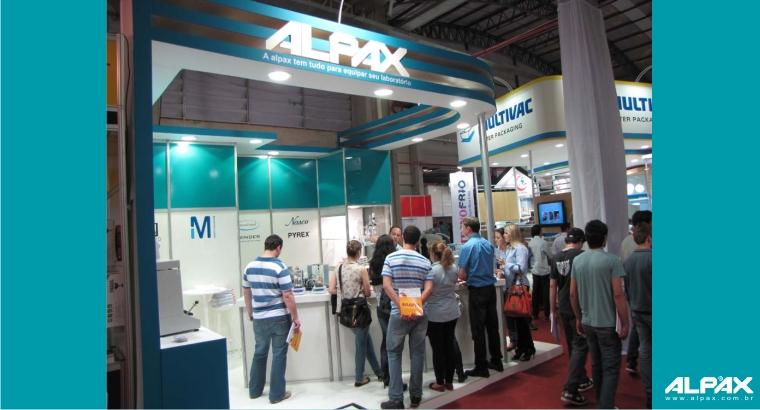 Alpax na Mercoagro 2012