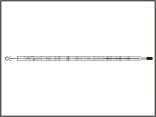 Termômetros químicos Vl