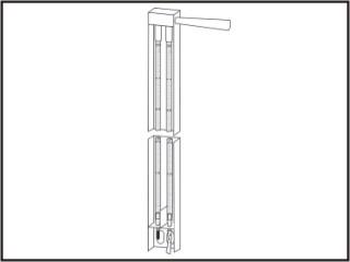 Termômetros psicrômetro, modelo giratório