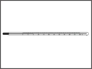 Termômetros psicrômetro, para modelo Taylor