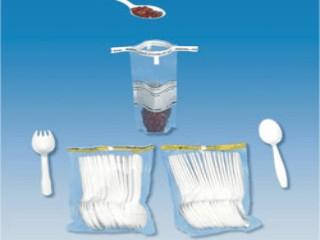 Colher estéril descartável para coleta de amostras - B01041WA