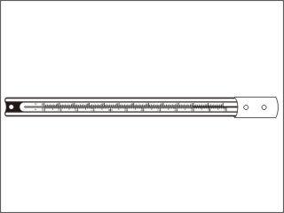 Termômetros refrigeração e laticínios, bimetal