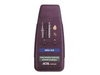 Medidor de Umidade de Madeira – MH04 - ICEL