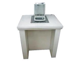 Mesa Anti-vibratória para Balança