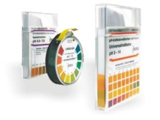 Papel Indicador de pH Universal - Merck
