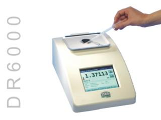 Refratômetro digital de Bancada - DR 6000 - Kruss