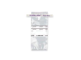 Saco estéril Nasco com tarja de identificação - Com tiossulfato de Sódio - 100 ml - B01040WA