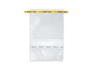 Saco estéril Nasco com tarja de identificação - 1,627ml - B01195WA