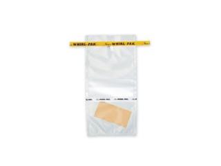Saco estéril Nasco com Esponja e tarja de identificação - 532ml - B01245WA