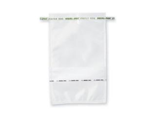 Saco estéril Nasco com tarja de identificação. Com uma camada interna de filtro - 1627ml - B01318WA