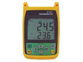 Termômetro digital (-200 a +1.372 C) - TD 870