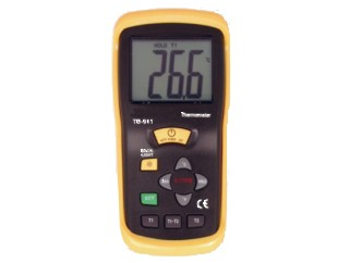 Termômetro digital (-50 a +1.300 C) - TD 911